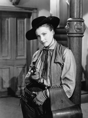 Return of the Bad Men, Anne Jeffreys, 1948 Photo