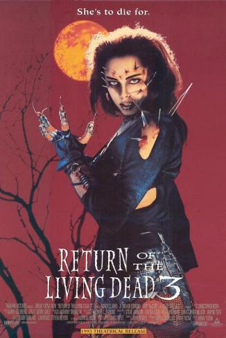 Return of the Living Dead 3 Masterprint