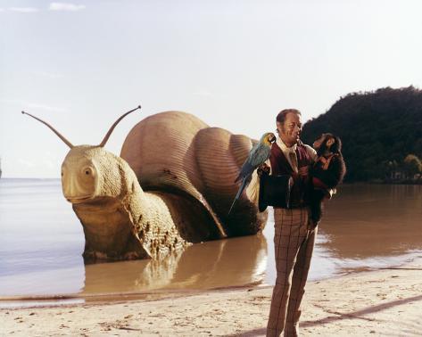 Rex Harrison - Doctor Dolittle Foto
