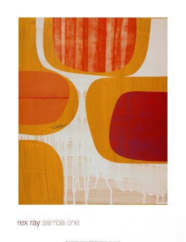 Samba I Art Print