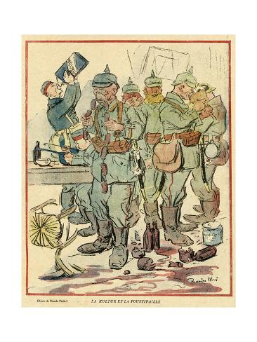 WWI Stampa giclée