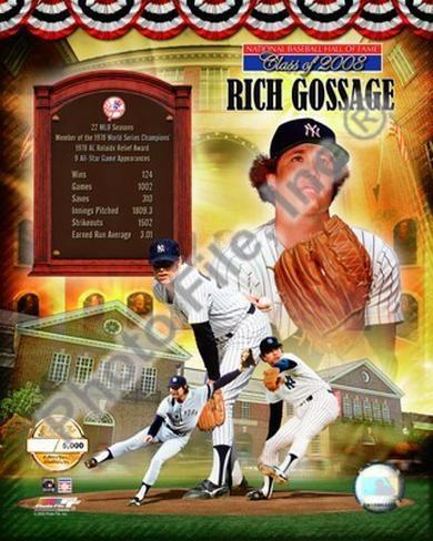Rich Gossage Photo