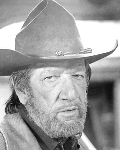 Richard Boone, The Shootist (1976) Photo