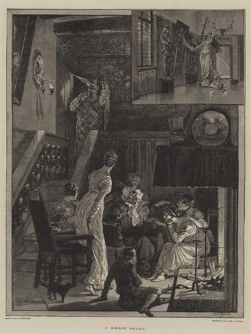 A Ghost Story Lámina giclée