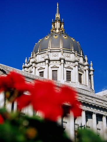 City Hall, San Francisco, United States of America Photographic Print