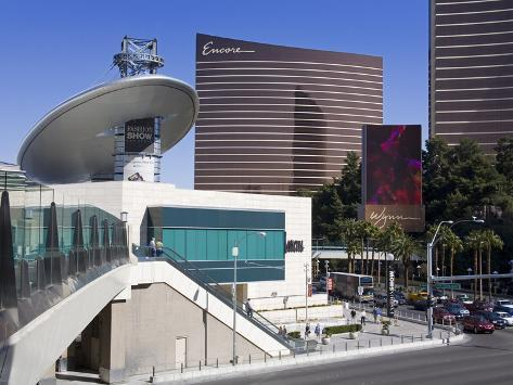 Fashion Show Mall and Encore Casino, Las Vegas, Nevada, United States of America, North America Photographic Print