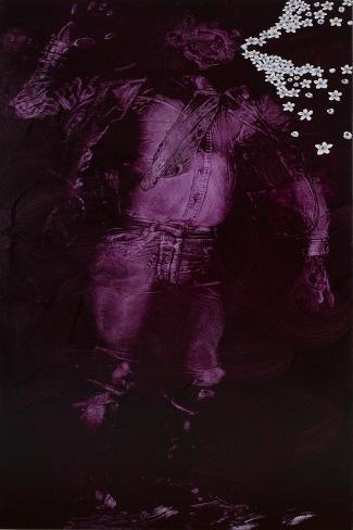 Fall: Blackthorn, 2008 Giclee Print