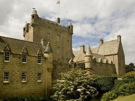 Cawdor Castle, Highlands, Scotland, United Kingdom, Europe Photographic Print