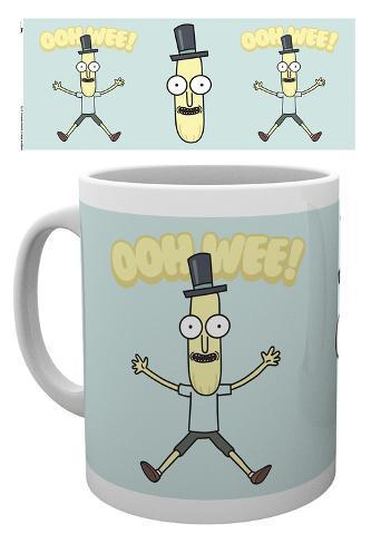 Rick & Morty - Mr Poopy Butthole Mug