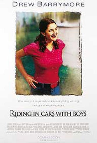 Riding In Cars With Boys Original Poster