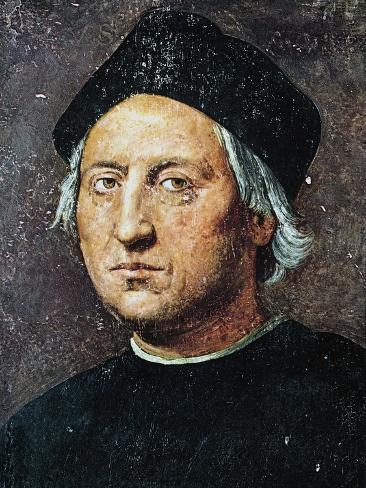 Christopher Columbus Giclee Print