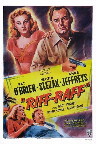 Riffraff, 1947 Art Print