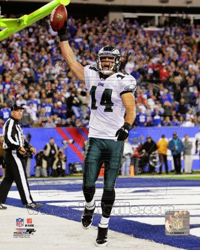 Riley Cooper 2011 Action Photo