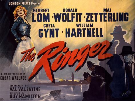 Ringer (The) Art Print