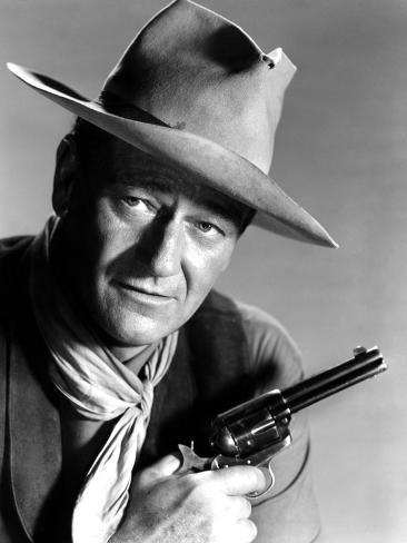 Rio Bravo, John Wayne, 1959 Foto