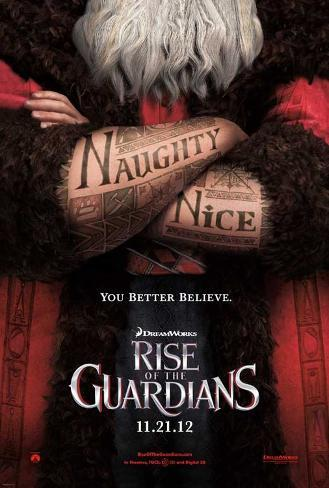 Rise of the Guardians ポスター