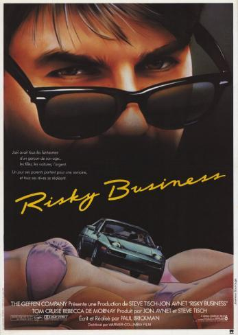 Risky Business - French Version Masterprint