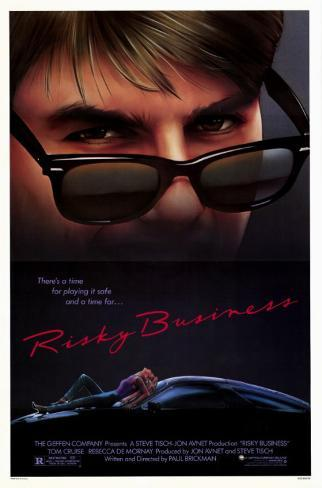 Risky Business Masterprint