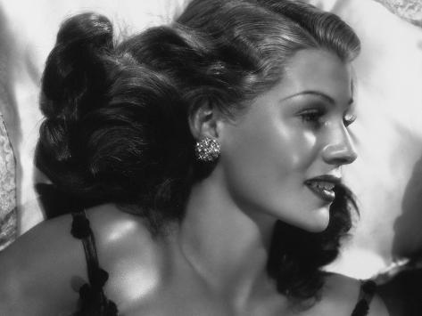 Rita Hayworth, You'll Never Get Rich, 1941 Photographic Print