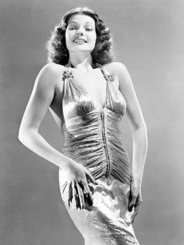 Rita Hayworth Photographic Print
