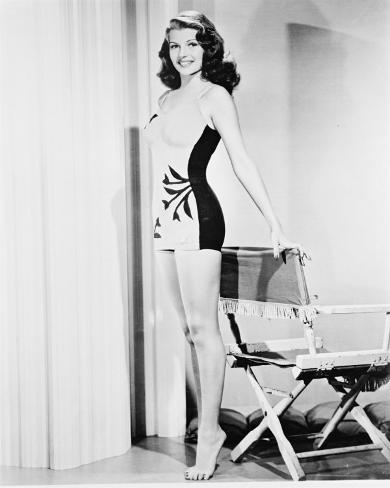Rita Hayworth Photo