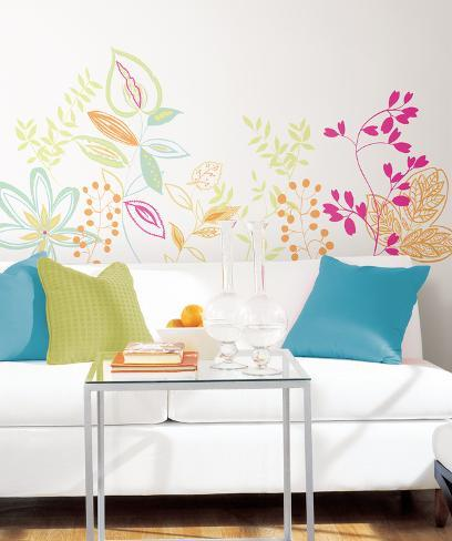 Riviera Peel Amp Stick Giant Wall Decal Wall Decal