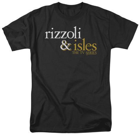 rizzoli amp isles logo tshirts en allposterses