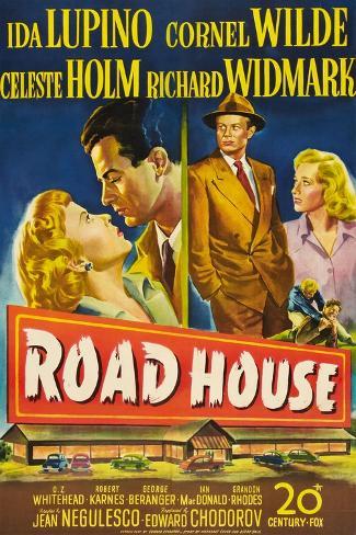 Road House Art Print