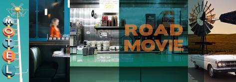 Road Movies Art Print