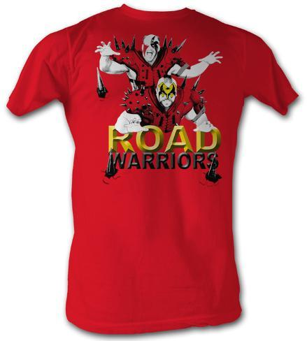 Road Warriors - Spikes T-Shirt