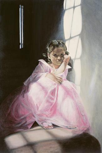 Brenda in the Light Giclee Print