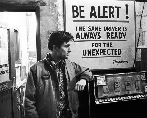 Robert De Niro, Taxi Driver (1976) Photo