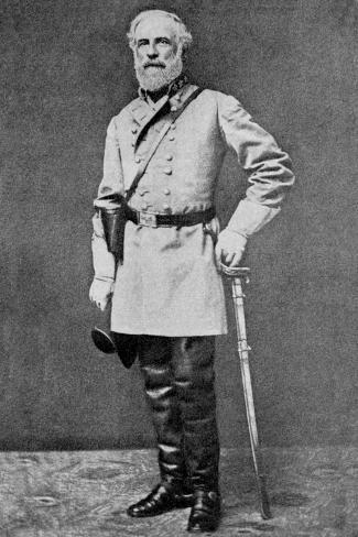 Robert E. Lee Wall Decal