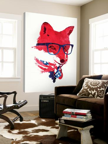 American Fox Loft Art