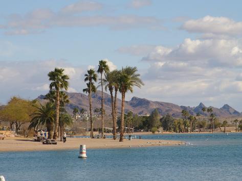 Lake Havasu, Arizona, United States of America, North America Photographic Print