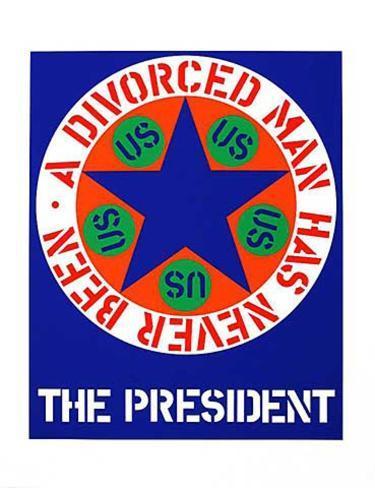 The President (from the American Dream Portfolio) Serigrafia