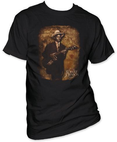 Robert Johnson - Robert Johnson Portrait T-Shirt