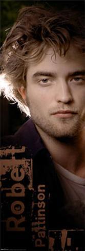 Robert Pattinson Pôster para porta