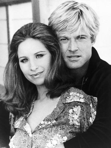 Robert Redford con Barbra Streisand nello strepitoso successo cinematografico