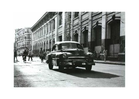 Made In Cuba Framed Art Print