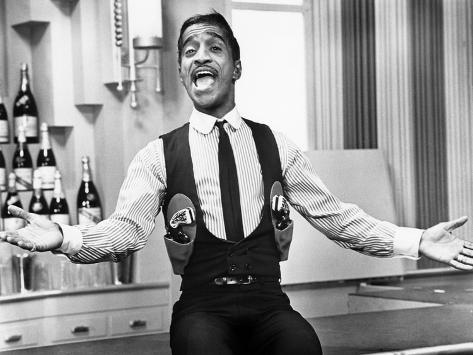 Robin and the 7 Hoods, Sammy Davis, Jr., 1964 Photo