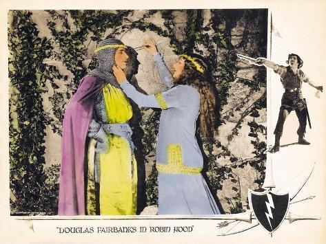 Robin Hood, 1922 Art Print