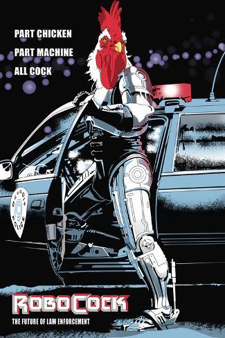 RoboCock Poster