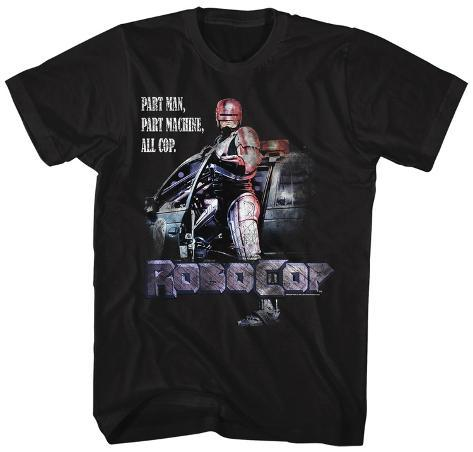 Robocop- All Cop T-Shirt