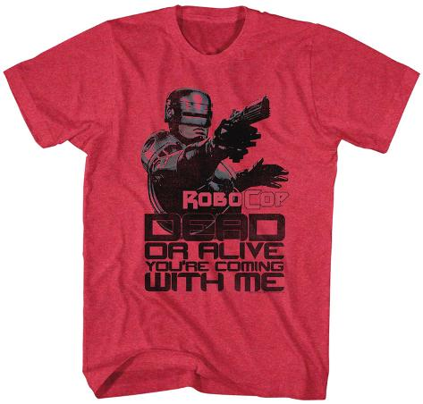 Robocop- Dead Or Alive T-Shirt