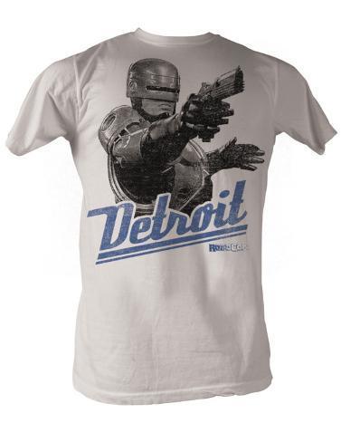 Robocop - Detroit Camiseta