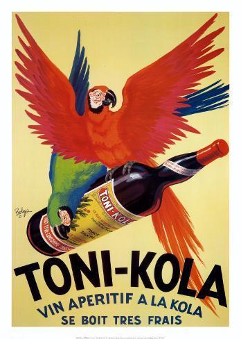 Toni-Kola Art Print