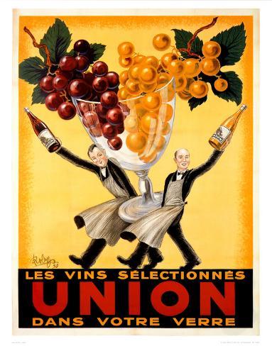 Union 1950 Art Print