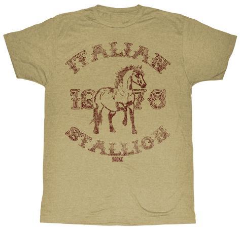 Rocky - 1976 Stallion T-Shirt