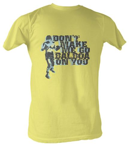 Rocky - Balboa On You T-Shirt